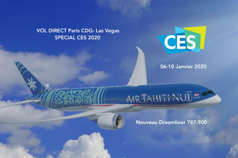 ATN CES 2020 Dreamliner 787