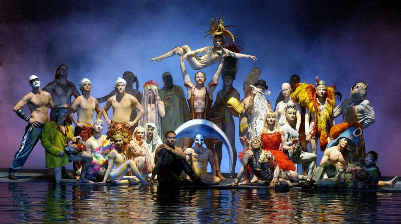 LV-Cirque du Soleil O Bellagio