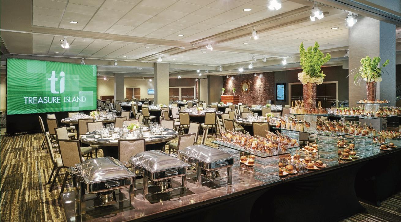 TI Catering Présentation