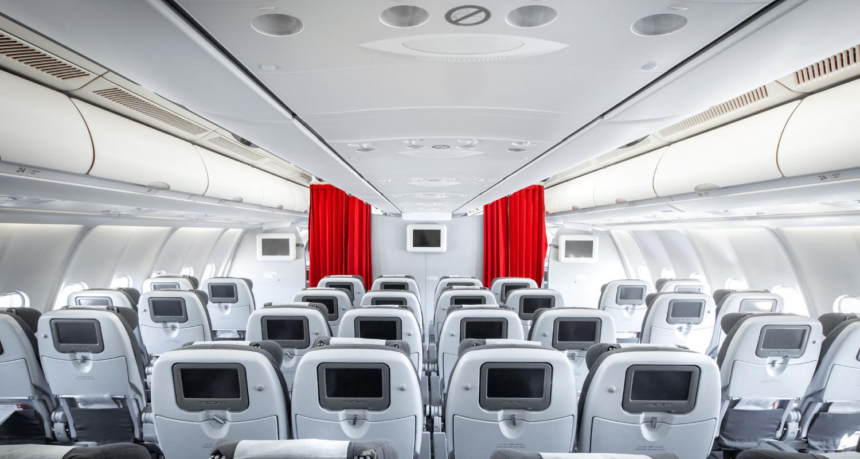 Air Belgium Economy 2