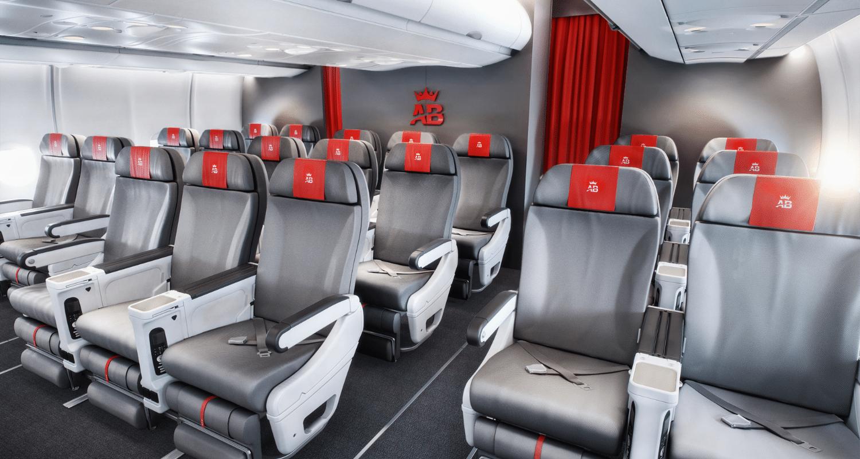 Air Belgium Premium 2