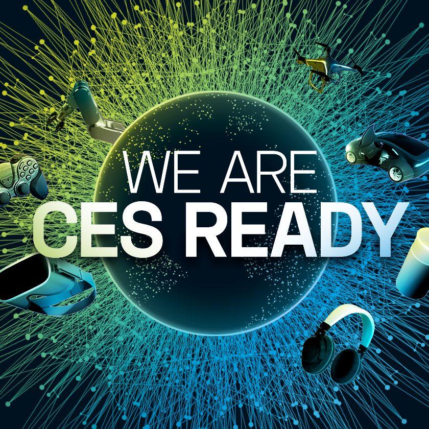 Logo CES 2022